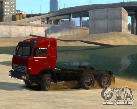 KamAZ-54115 pour GTA 4