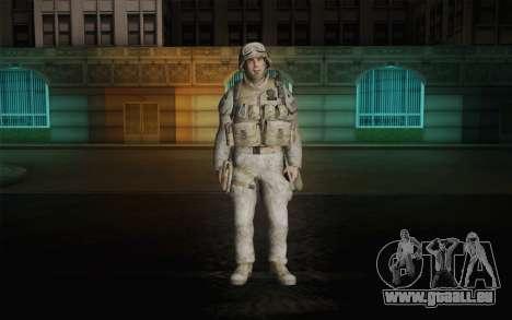 U.S. Marines pour GTA San Andreas
