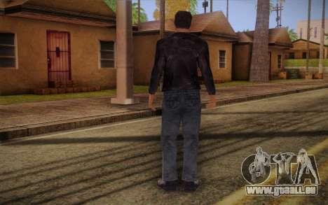 Race Driver from FlatOut v3 pour GTA San Andreas deuxième écran