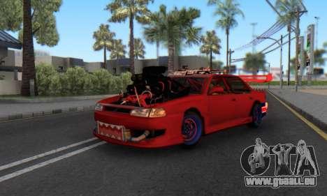 New Sultan pour GTA San Andreas