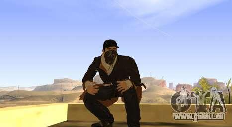 New Aiden Pearce pour GTA San Andreas septième écran