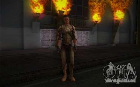 Le lieutenant Nicolas Raine из Rage pour GTA San Andreas
