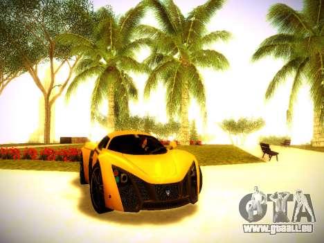 ENB Series von Makar_SmW86 v5 für GTA San Andreas zweiten Screenshot