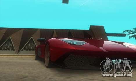 ATI ENBseries MOD pour GTA San Andreas deuxième écran