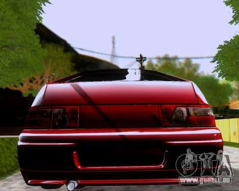 VAZ 2112 Accordables pour GTA San Andreas moteur