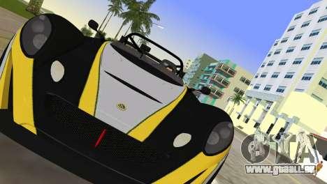 Lotus 2-Eleven für GTA Vice City rechten Ansicht