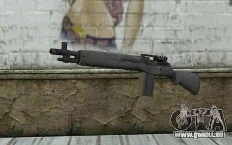 M14 из FarCry pour GTA San Andreas