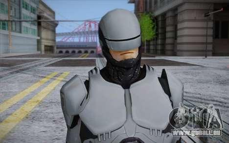 RoboCop 2014 pour GTA San Andreas troisième écran