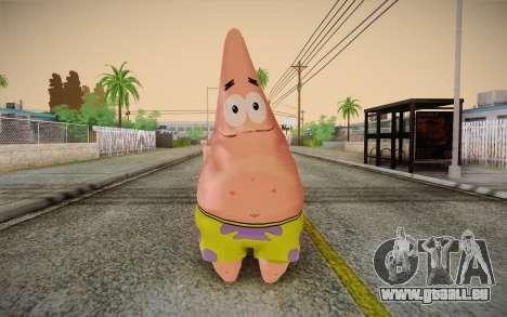 Patrick Vieux pour GTA San Andreas