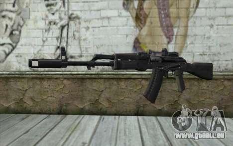 AK74M für GTA San Andreas