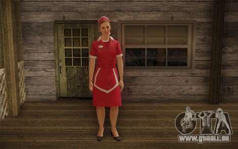 Rose Marigold pour GTA San Andreas