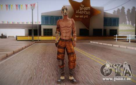Gangster aus Borderlands 2 für GTA San Andreas