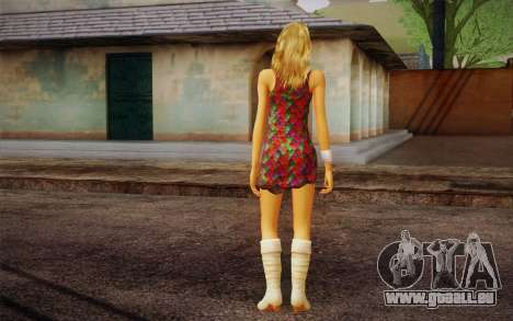 Hannah Montana für GTA San Andreas zweiten Screenshot