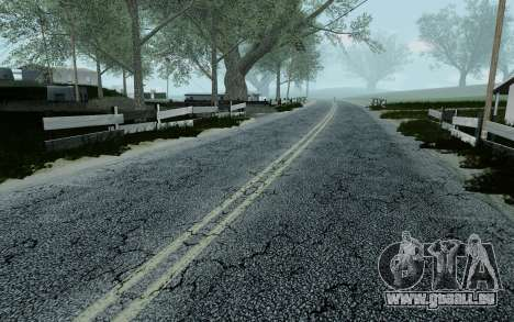 HD Roads 2014 für GTA San Andreas siebten Screenshot