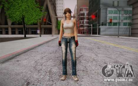Hitomi из Mort ou Vivant pour GTA San Andreas