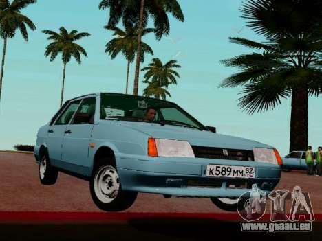 VAZ-21099 für GTA San Andreas