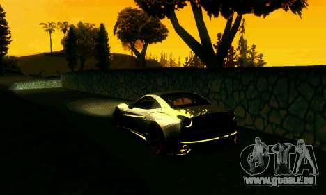 ENBSeries Rich World pour GTA San Andreas deuxième écran