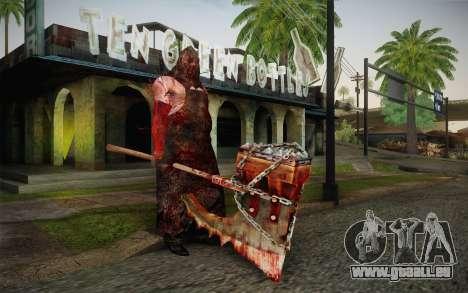 Henker (Resident Evil 5) für GTA San Andreas