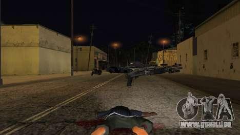 Franchi SPAS-12 für GTA San Andreas dritten Screenshot