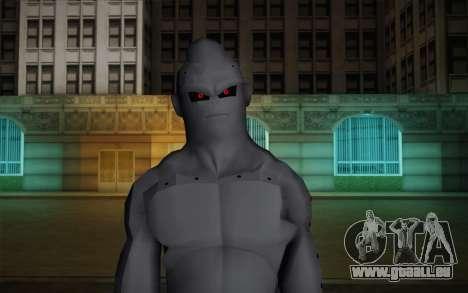 Dark Buu für GTA San Andreas dritten Screenshot