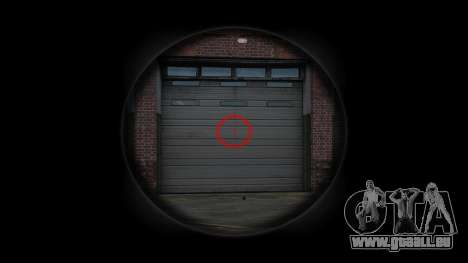 Автомат Steyr AUG A3 Optik Blue Camo für GTA 4 dritte Screenshot