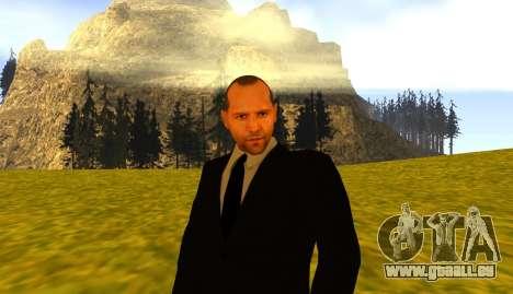 Jason Statham für GTA San Andreas dritten Screenshot