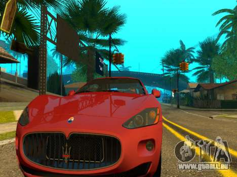 ENBSeries Von Makar_SmW86 v1.0 für GTA San Andreas dritten Screenshot