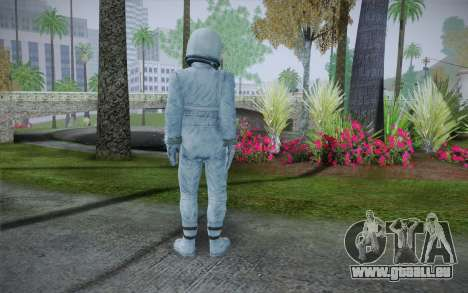 Spacesuit From Fallout 3 für GTA San Andreas zweiten Screenshot