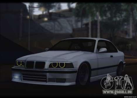 BMW M3 pour GTA San Andreas