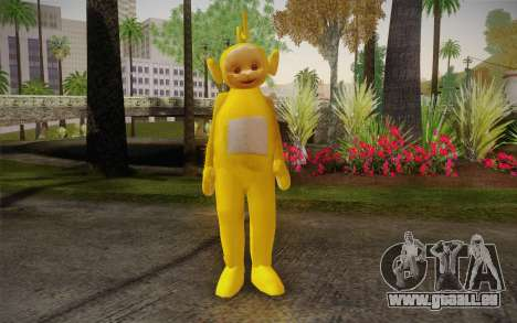 Lala (Teletubbies) für GTA San Andreas