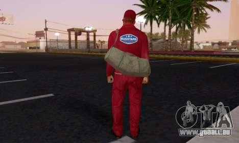 Bug Star Robbery 2 pour GTA San Andreas quatrième écran