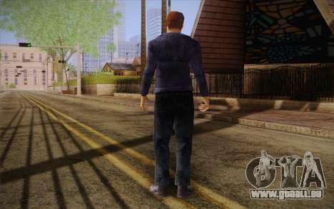 Race Driver from FlatOut v4 für GTA San Andreas zweiten Screenshot
