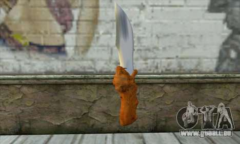 Sammler Messer für GTA San Andreas zweiten Screenshot