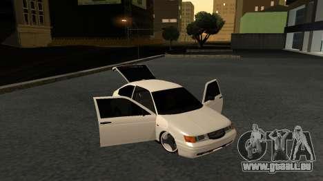 DIESE 2112 IN für GTA San Andreas