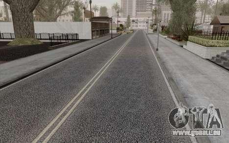 HD Roads 2014 pour GTA San Andreas
