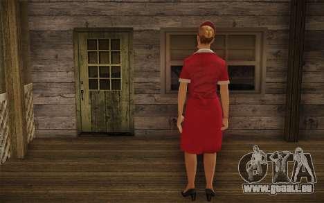 Rose Marigold pour GTA San Andreas deuxième écran