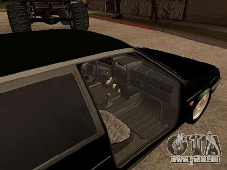 VAZ 2109 Gangster neuf V 1.0 pour GTA San Andreas