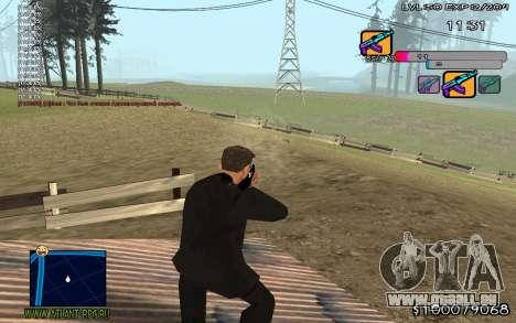 C-HUD Color für GTA San Andreas dritten Screenshot