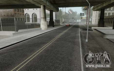HD Roads 2014 für GTA San Andreas zweiten Screenshot