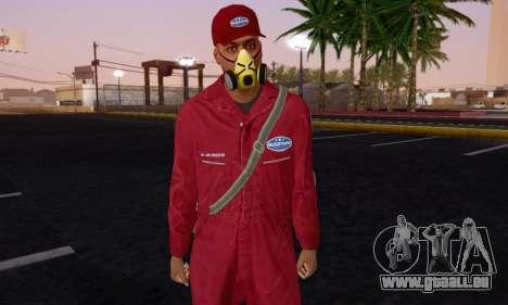 Bug Star Robbery 2 pour GTA San Andreas