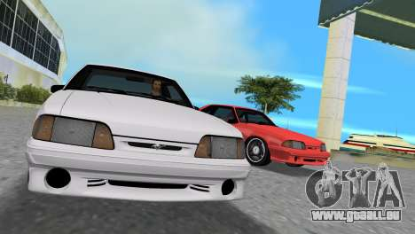 Ford Mustang Cobra 1993 pour GTA Vice City