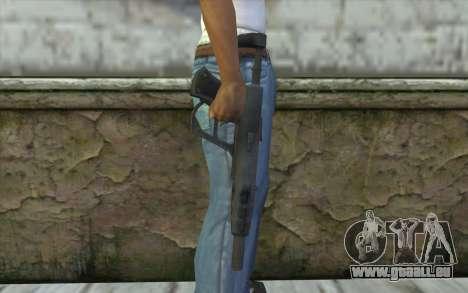 Sten 2041 SMG für GTA San Andreas dritten Screenshot