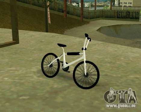 BMX из GTA Vice City Stories für GTA San Andreas