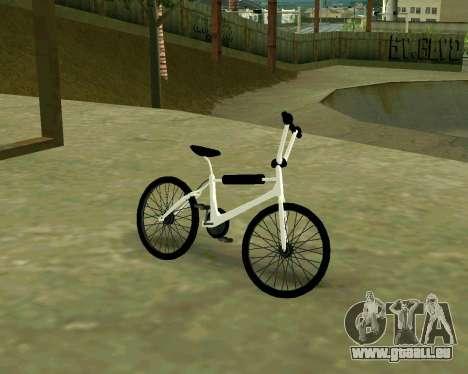 BMX из GTA Vice City Stories pour GTA San Andreas