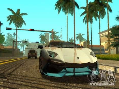 ENBSeries Von Makar_SmW86 v1.0 für GTA San Andreas her Screenshot