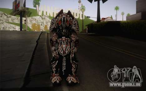 Theron Guard Cloth From Gears of War 3 v2 für GTA San Andreas zweiten Screenshot
