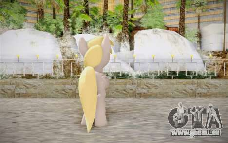 Ninetales Pokemon pour GTA San Andreas deuxième écran