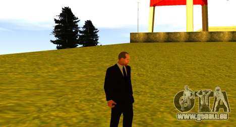 Jason Statham für GTA San Andreas fünften Screenshot