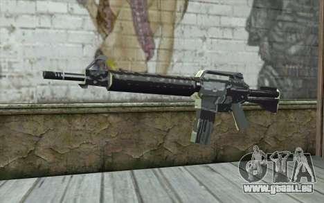New M4 für GTA San Andreas