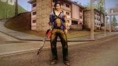 Ash Williams из Evil Dead Regeneration